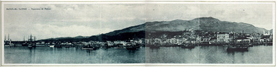 Panorama of Patras